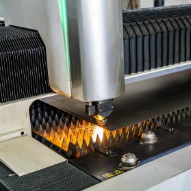Лазерный раскрой (листовой металл, оргстекло, резина, фанера, пластик)